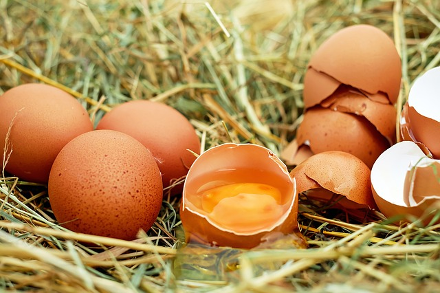 Eggs are a natural, perfectly balanced food