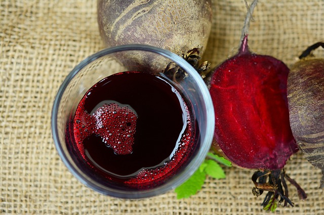 Heath Benefits of Beet Juice